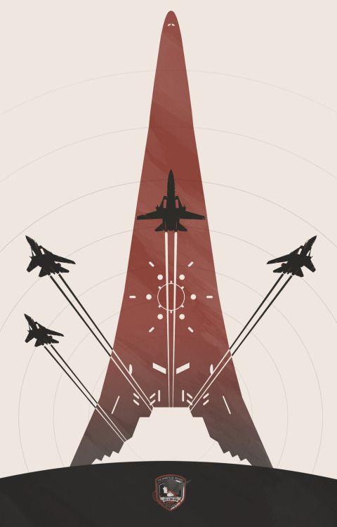 resistforever95:  Ace Combat 5 - Razgriz Squadron by Noble–6