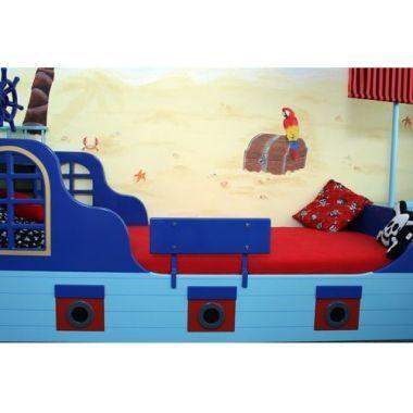Rausfallschutz für das Kinderbett