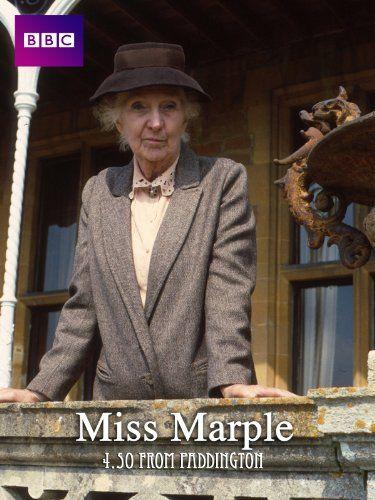 joan hickson miss marple the mirror cracked film