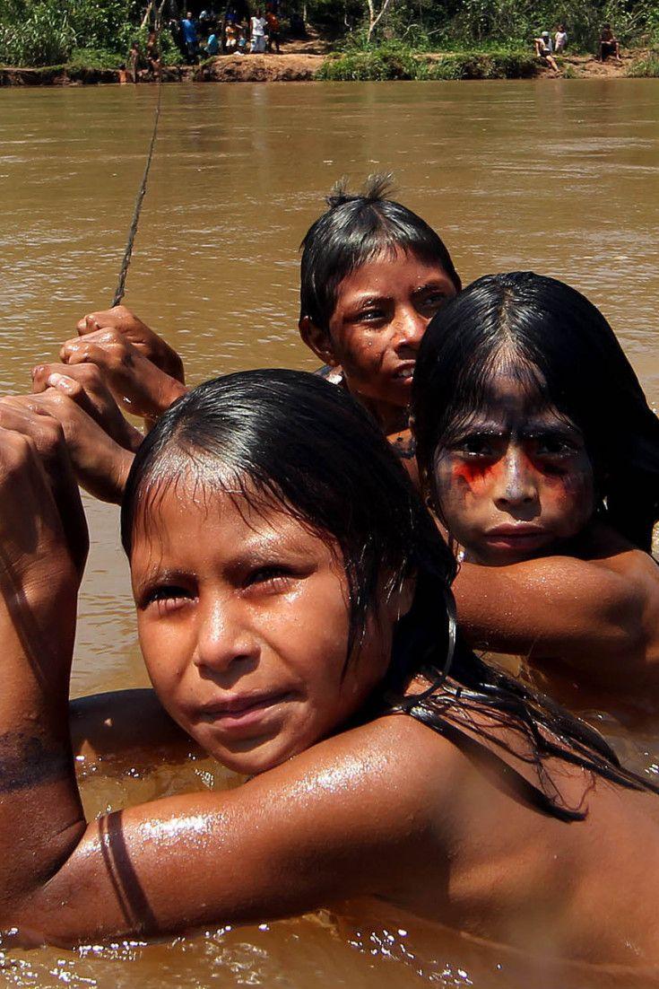 Índios brasileiros têm genes próximos aos dos aborígenes australianos - BRASIL
