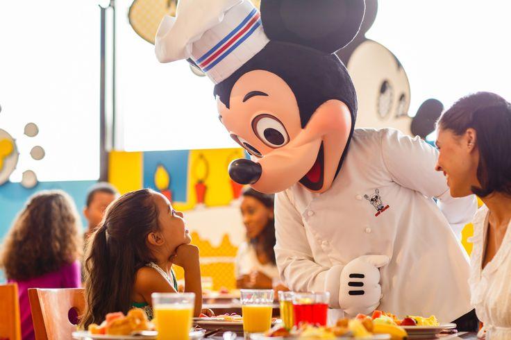 mickey dining