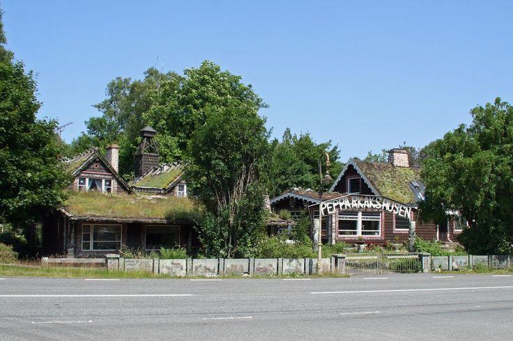 Pepparkakshusen,,Skåne