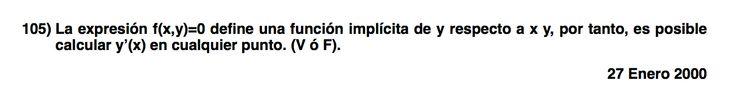 Ejercicio 105. Ejercicio propuesto en el Examen de Matemática 1 de ADE, ULL el  27 Enero 2000. Si quieres su solución, por 1 euro, solicítala por WhatsApp 667824244, acepto PayPal, Twyp, bitcoin (otra opción consultar) Servicio en prueba.
