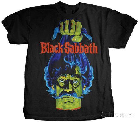 オールポスターズの「ブラック・サバス」Tシャツ