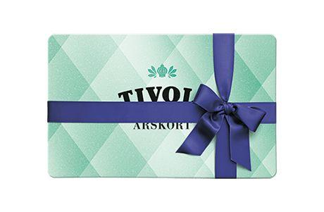 Fornyelse af Tivoli Årskort :)