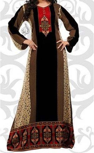 Alsharifa.com - Arabesque Caftan [Black], $27.99 (http://shop.alsharifa.com/arabesque-caftan-black/)