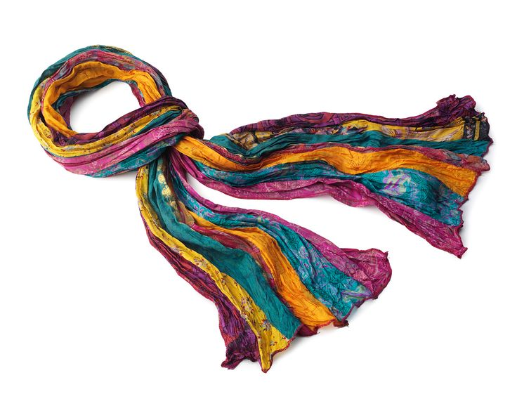 JEWEL TONE SARI SCARF | Indian Sari Scarves | UncommonGoodsTone Saris, Saris Scarf, Style, Gift Ideas, Scarves, Uncommongoods Com, Vintage Saris, Jewels Tone, Indian Saris