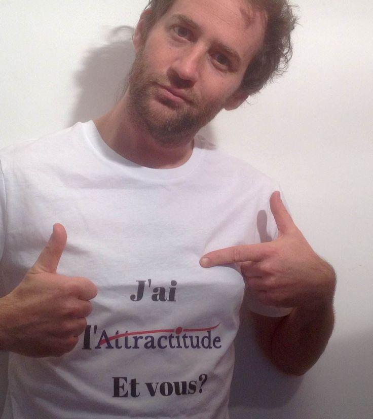 Un grand artiste en devenir, Ludovic a l'attractitude, et vous? http://attractitude.com/
