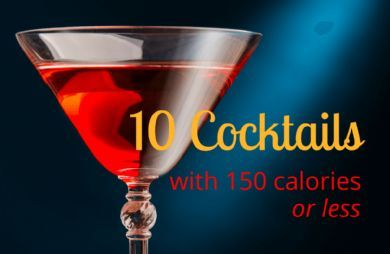 10 Cocktails with 150 Calories or Less | SparkPeople