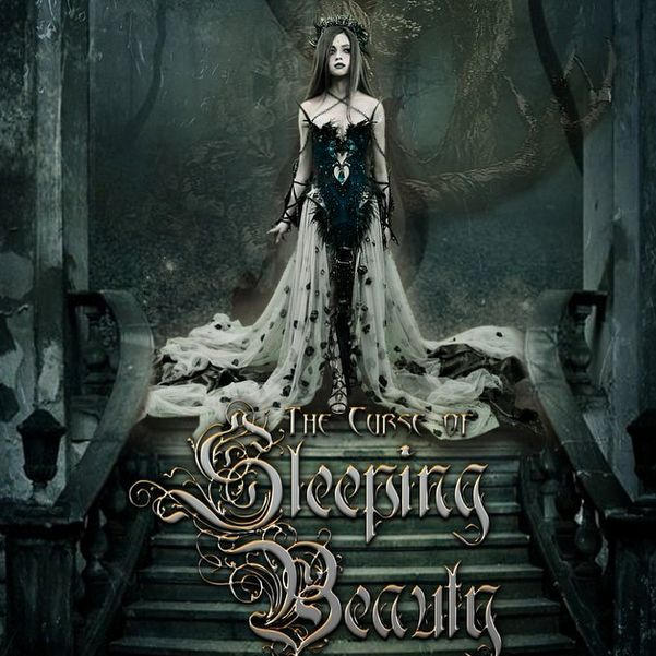 Poster for upcoming feature film 'The Curse of Sleeping Beauty',