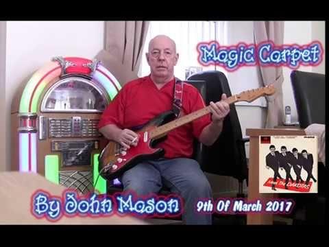 "Magic Carpet instrumental guitar cover played by John Mason Click 'Visit"" to get the TAB"