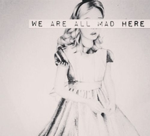 Alice In Wonderland Quotes Tumblr | quoteeveryday.com ...