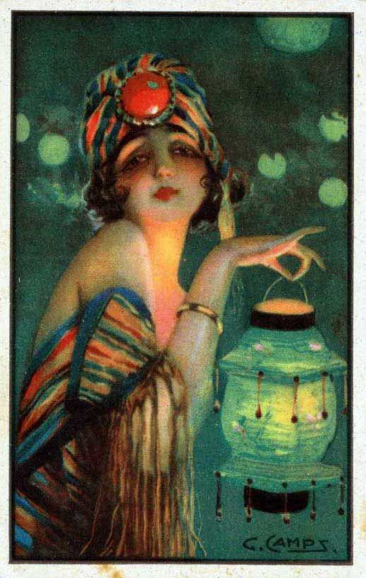 17 best images about gypsy on pinterest bohemian gypsy for Art deco artists list