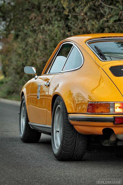 Porsche 911 S · Bj 1972 by gemeiny, via Flickr