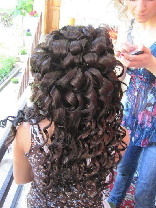 Awesome Curls