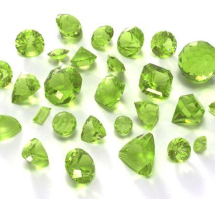 PERIDOT - Właściwości i Moc Kamieni Szlachetnych w Biżuterii PASIÓN