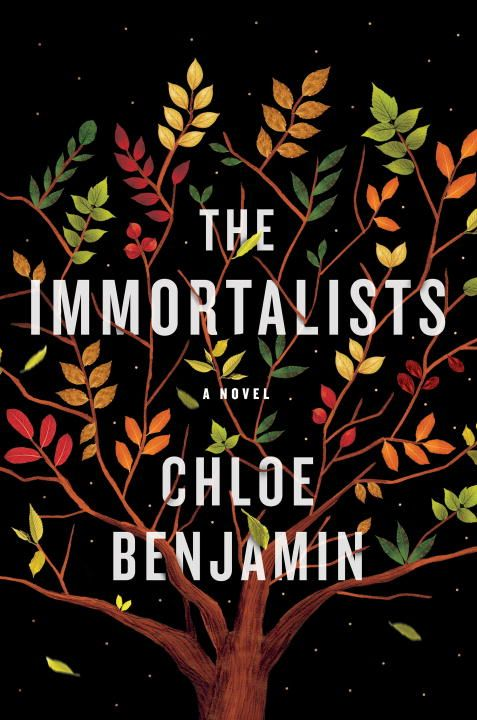 #CoverReveal  The Immortalists by Chloe Benjamin