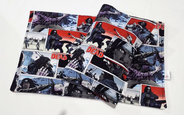 Ready To Post Walking Dead Nappy Wallet Gift Set - Babyshower Gift by MattynMe on Etsy