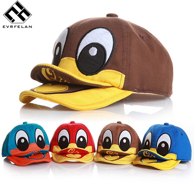 >> Click to Buy << CUTE !!  2017 Duck Design Baby Hat Baby Cap For Boys Snapback Baseball Caps girls Kids Hat For Children Clothing and Accessories #Affiliate