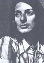 "Christine Chubbuck [wiki] was the first and only TV news reporter to commit suicide during a live television broadcast.     On July 15, 1974, eight minutes into the broadcast, the depressed reporter said ""In keeping with Channel 40′s policy of bringing you the latest in blood and guts, and in living color, you are going to see another first: an attempted suicide."" With that, Chubbuck drew up a revolver and shot herself in the head."