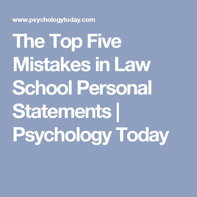 personal statement advice psychology Expert tips to make your personal statement stand out.