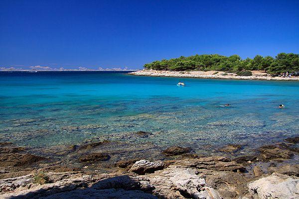 Legszebb strandok Horvátországban