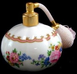 Royal Albert China - Special Collections - Perfume Atomizer's