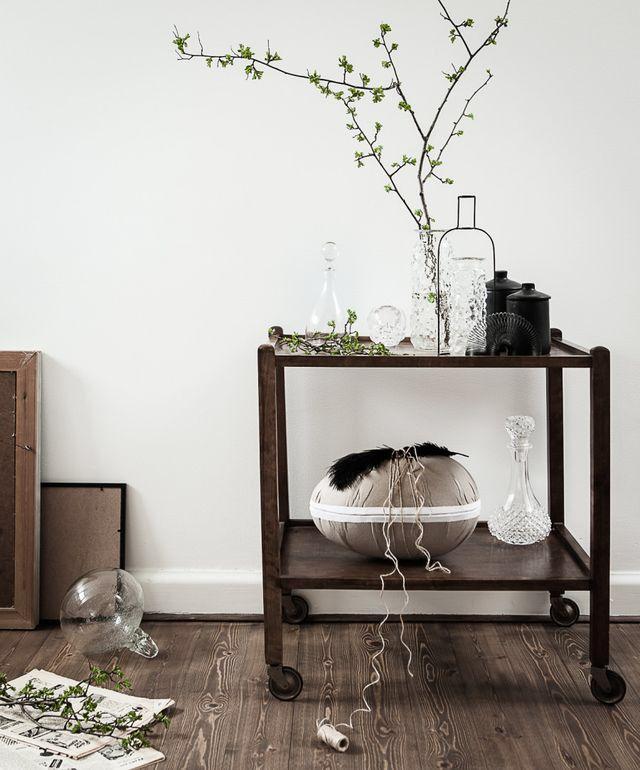 get the look stylish bar cart - Einfache Dekoration Und Mobel Interview Mit David Geckeler