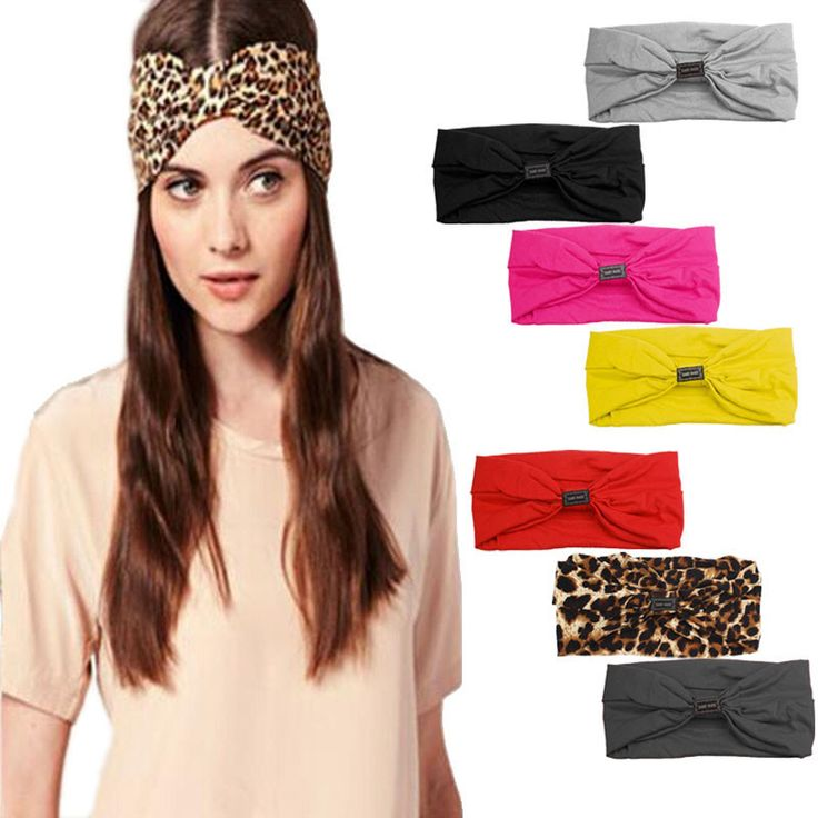 click to buy ucuc headwear elastic sports diademas para mujer headbands for