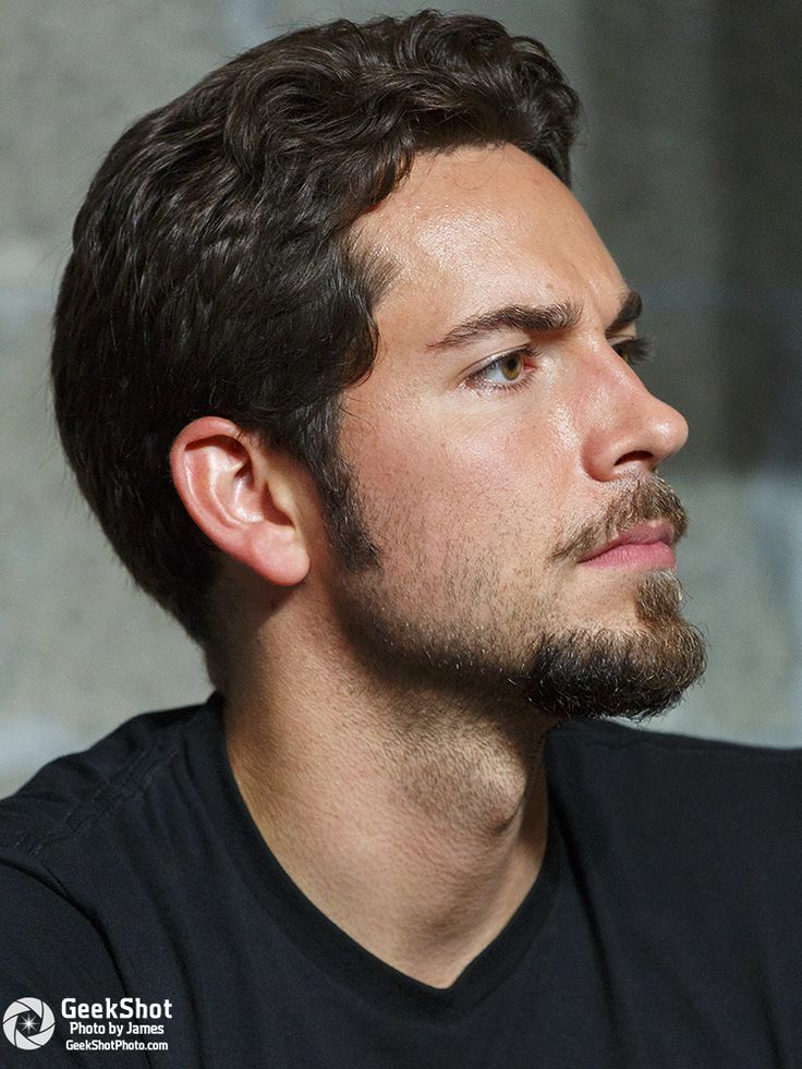 Zachary Levi, Nerd HQ 2012 (source:GeekShot Exclusive Photo Series)