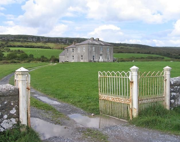 """Father Ted's Parochial House, """"Craggy Island"""" - geograph.org.uk - 250643 - Father Ted - Wikipedia, the free encyclopedia"""