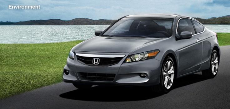 2012 Honda Accord Coupe - Environment - Official Honda Site
