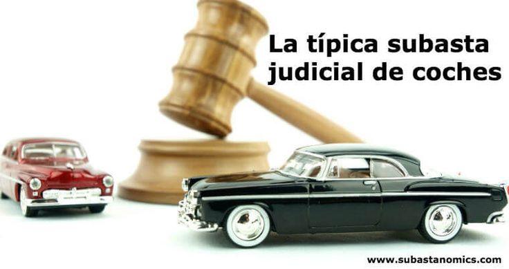 La típica subasta judicial de coches - Rankia