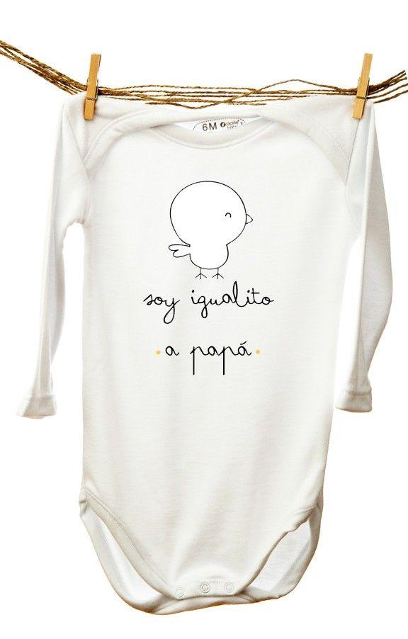Ropa bebes personalizada con diseños originales