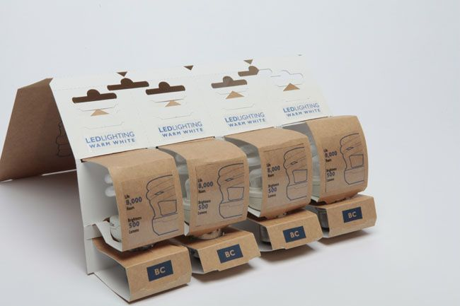 Bright Thinking (Student Work) on Packaging of the World - Creative Package Design Gallery