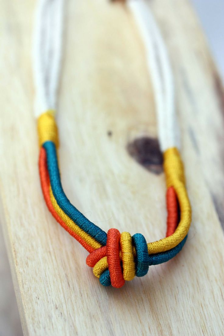 D.I.Y. Statement Necklace (No link, just picture)
