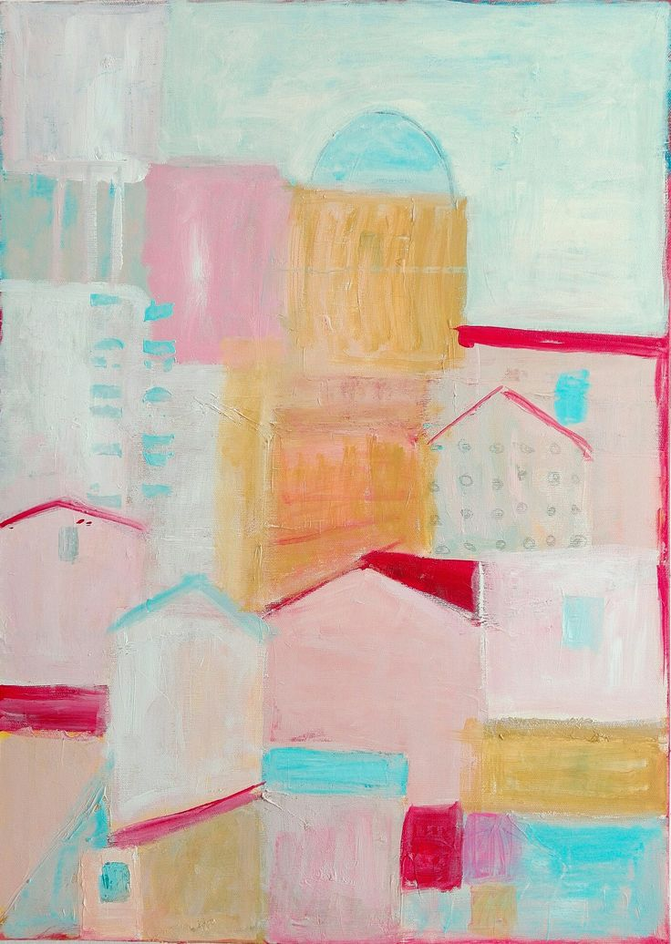 #malgorzata#kobus#abstract#painting #acrylic#painting #labyrinth