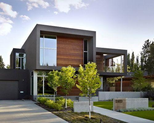 Ade1b218004a553b_3312 W500 H400 B0 P0  Modern Exterior · Modern Exterior Home Exterior DesignFacade ...