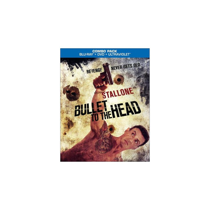 Bullet to the Head (2 Discs) (Includes Digital Copy) (UltraViolet) (Blu-ray/Dvd)
