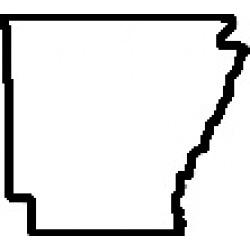 1000 images about states on pinterest arkansas arkansas razorback clip art black and white Arkansas Razorbacks Logo