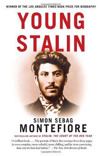 0011 Young Stalin (Vintage) by Simon Sebag Montefiore. 14.98