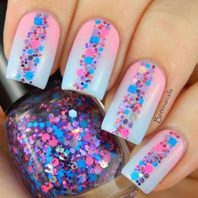 glitter dots & spots