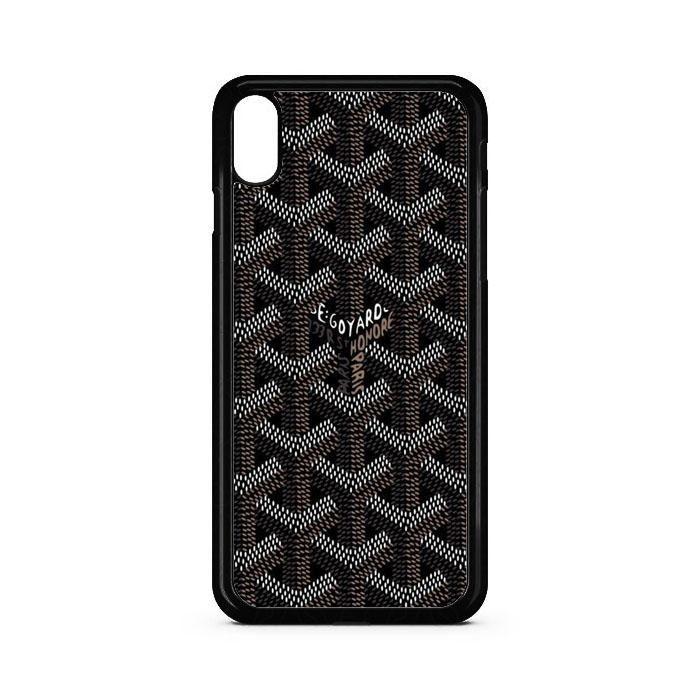 goyard iphone xs max case