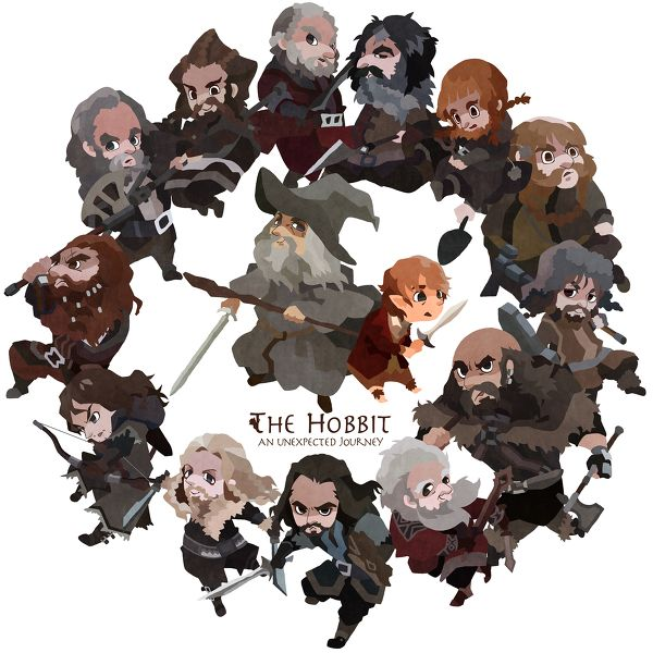 the hobbit  pixiv.net                                                                                                                                                                                 More