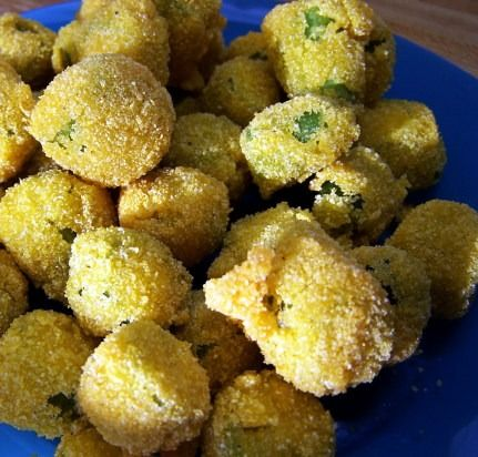 Crispy, crunchy fried okra that will make you wish you were born in the South.