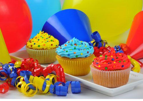 Cupcake di Carnevale  Cupcake Carnival  www.tortealcioccolato.com