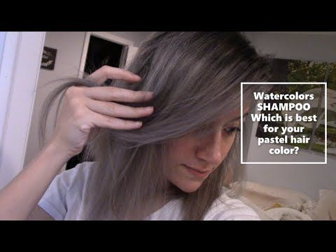 Stylist Erika Watercolors Shampoo Color Maintenance Intense Dep