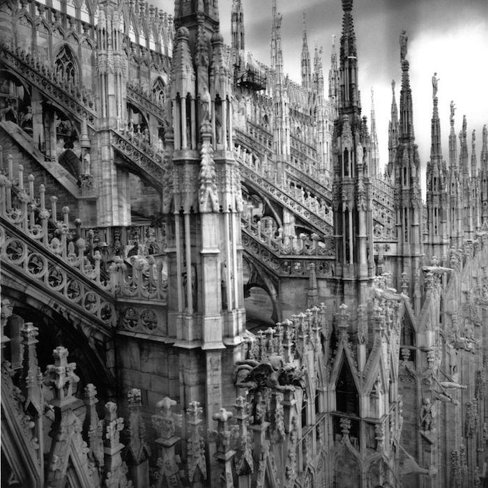 Ieri Oggi Milano - Spazio Oberdan dal 17 Maggio al 7 Giugno 2012 - foto Mimmo Jodice