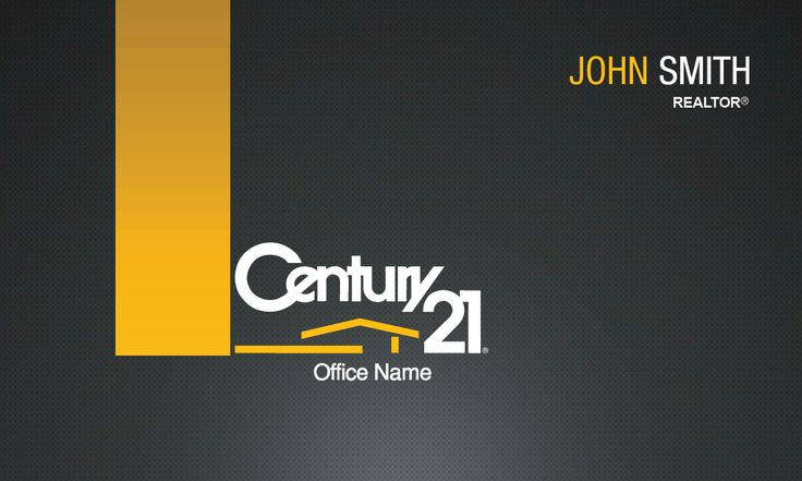 images about Century 21 Business Cards on Pinterest : Business cards ...
