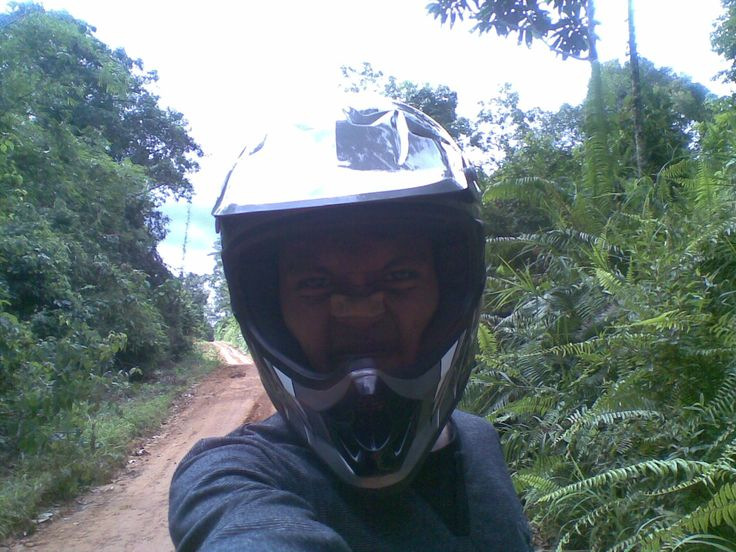 kecapekan off road eksis dulu 2